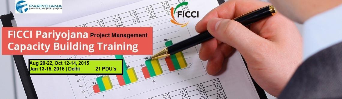 FICCI Pariyojana Capacity Building Training Program on Project Management