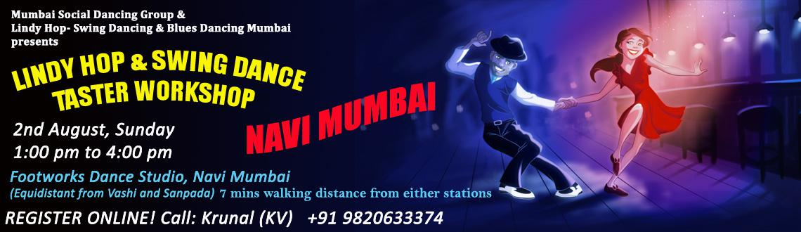 Lindy Hop and Swing dance Taster workshop (NAVI MUMBAI)