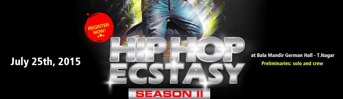 Hip Hop Ecstasy season II