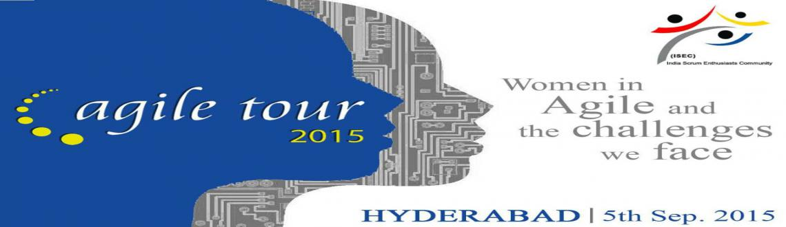 Agile Tour 2015 - Hyderabad - Women in IT and challenges we face everyday