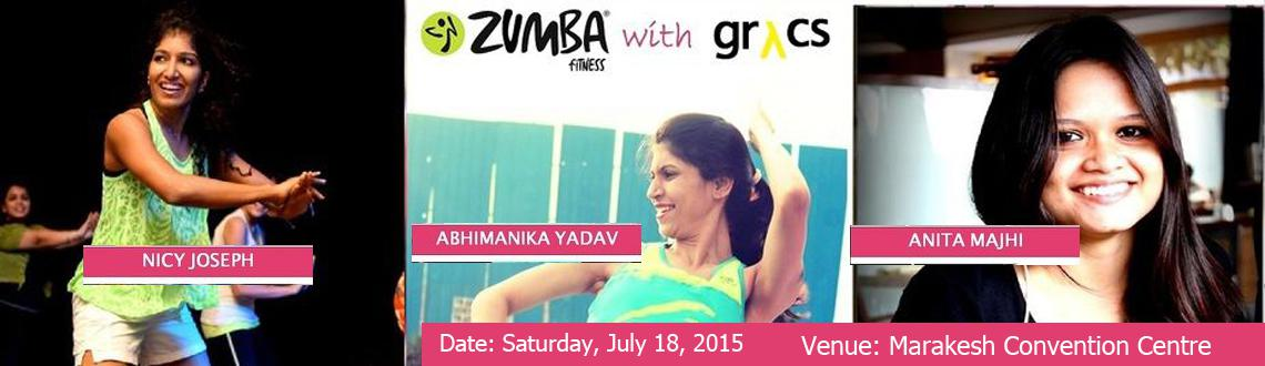 Book Online Tickets for Zumba Fitness with GRYCS, Hyderabad. Zumba Fitness  \\\