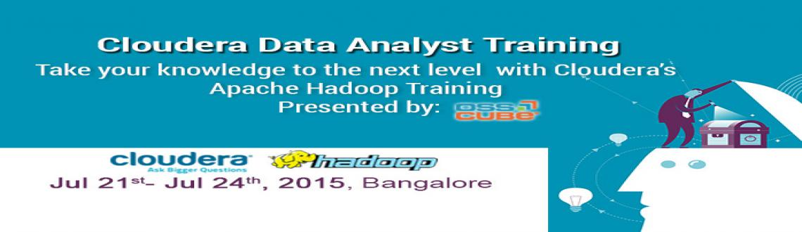 Book Online Tickets for Cloudera Data Analyst Training at Bangal, Bengaluru. Take a steep growth in career with Data Analyst Training. Become a Data Analyst with OSSCube\\\'s Cloudera Data Analyst TrainingThis training class is a great opportunity for developers to learn the fundamentals of Apache Hadoop and data ETL (extract