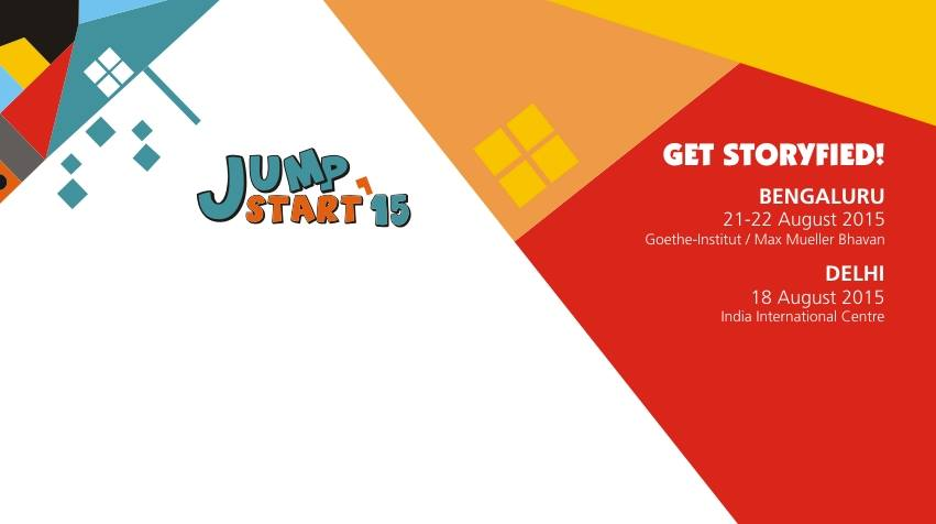 Book Online Tickets for Jumpstart 2015 Delhi, NewDelhi. JUMPSTART Delhi 2015