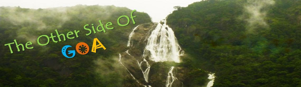 Book Online Tickets for The Other Side Of Goa (Dudhsagar Trek  C, Dudhsagar. How would you like to GO Goa And Trek!To the famous Dudhsagar falls..Like a Traveler Ought To..A Trekkers Paradise, DoodhSagar will make you go yay.. For Dudhsagar is one of the world\\\'s most exquisite falls amidst the dense forest..which you will