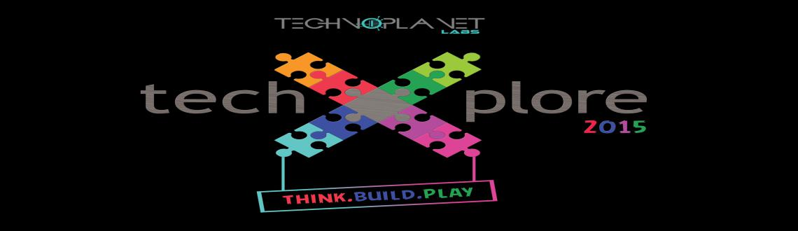 Book Online Tickets for techXplore - Technology Fest for School , Faridabad. TechXplore is an annual technology fest by Technoplanet Labs for school students to generate excitement and share their enthusiasm for Computer Science, Science, Technology, Engineering and Maths. The event is a day full of fun featuring challenges,