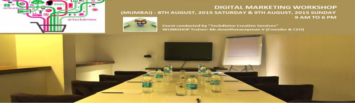 Workshops in Mumbai on Digital Marketing, Social media, SEO  Blogging