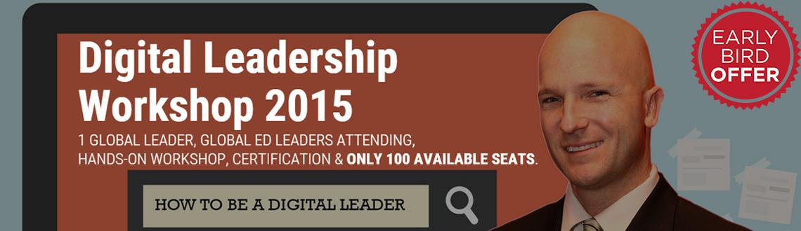 Digital Leadership Workshop 2015