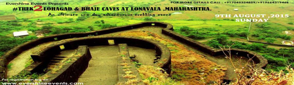 TREK2 LOHAGAD FORT  BHAJE CAVES AT LONAVALA , MAHARASHTRA