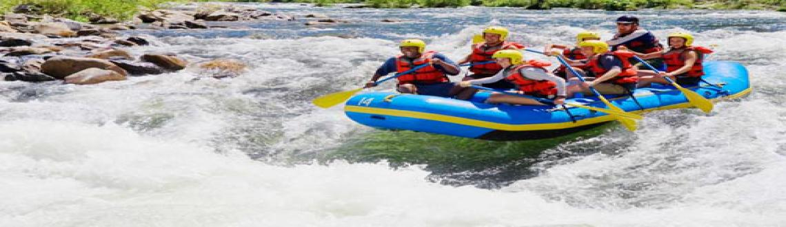 Rapid River Rafting- R3
