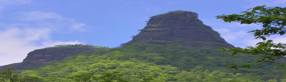 TreksandTrails India one day trek to Gorakgad caves on 09th August 2015