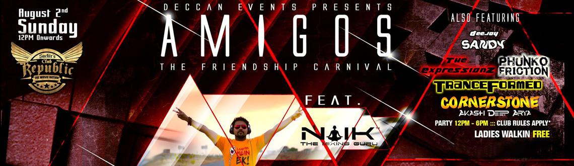 A.M.I.G.O.S - The Friendship Carnival
