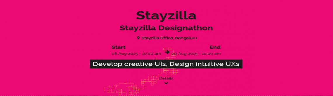 Book Online Tickets for Stayzilla Designathon, Bengaluru. Inviting UI and UX ninjas for Stayzilla Designathon: