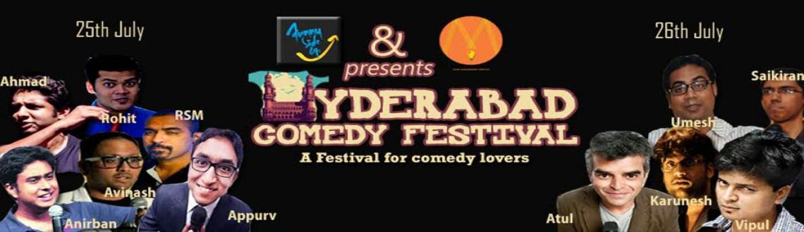 Hyderabad Comedy Festival