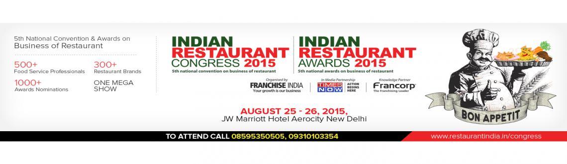 Indian Restaurant Congress 2015