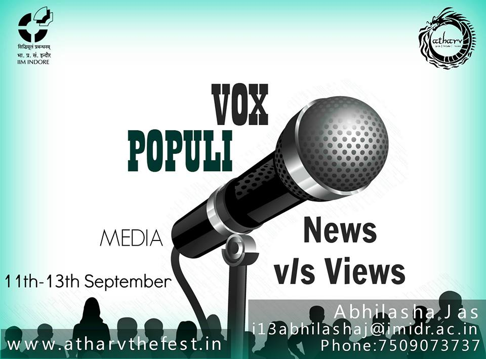 Book Online Tickets for Vox Populi, . About the event.