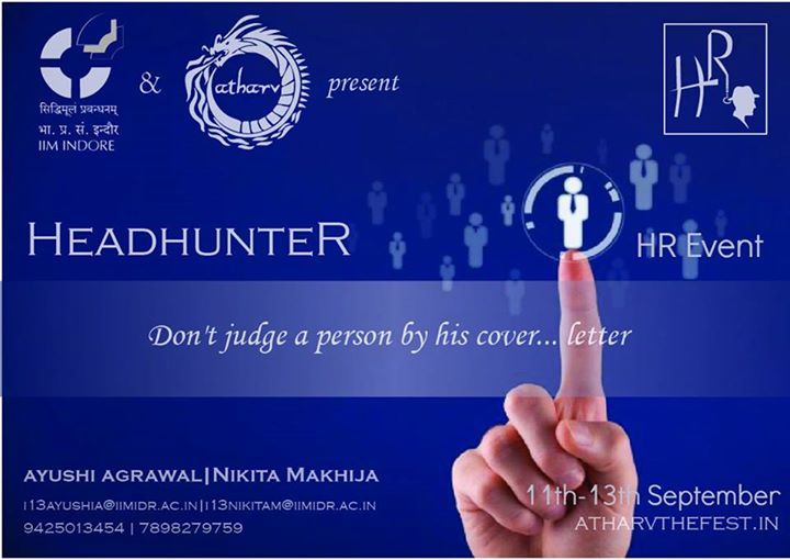 "Book Online Tickets for HeadHunter-UG, . ""The soft stuff is always harder than the hard stuff""
