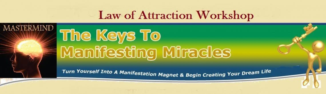 Law of Attraction Workshop - 9th August, MUMBAI