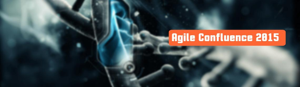 Book Online Tickets for Agile Confluence 2015, NewDelhi. Welcome to Agile Confluence 2015, the 3rd event organized by Agile Noida User Group. 
