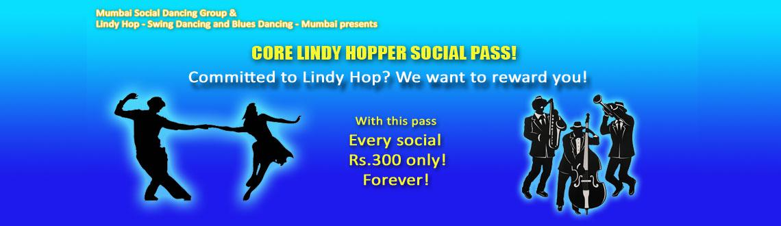 CORE LINDY HOPPER SOCIAL PASS
