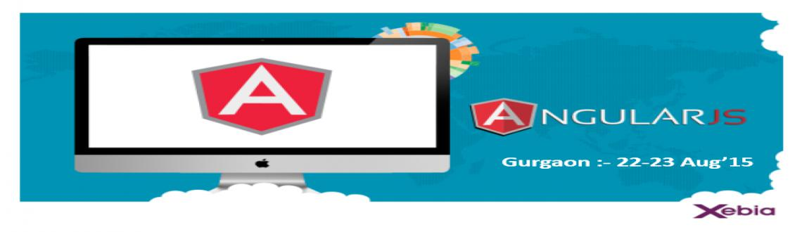 Book Online Tickets for Angular Js|Gurgaon|22-23 Aug15, Gurugram. ANGULAR Js TRAINING The two-day workshop cum hands-on training is an introduction and get running with Angular Js. Through this workshop, the developers become familiar with the technology and how to build large scale applications.