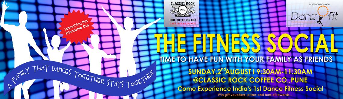 Indias first dance fitness social - Danzothon