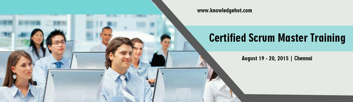 Book Online Tickets for Certified Scrum Master Training (CSM) in, Chennai. Certified Scrum Master Training (CSM®) in Chennai