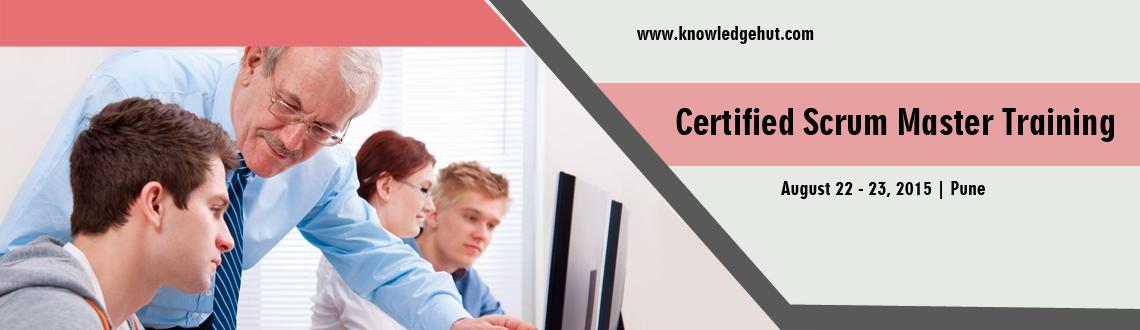 Book Online Tickets for Certified Scrum Master Training (CSM) in, Pune. Certified Scrum Master Training (CSM®) in Pune  http://www.knowledgehut.com/agile-management/csm-certification-training-pune#  Course Overview:  Scrum is an agile methodology that can be applied to nearly any project. Though mos