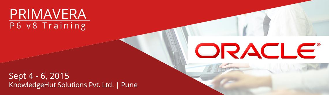 Oracle Primavera P6 V8 Training in Pune