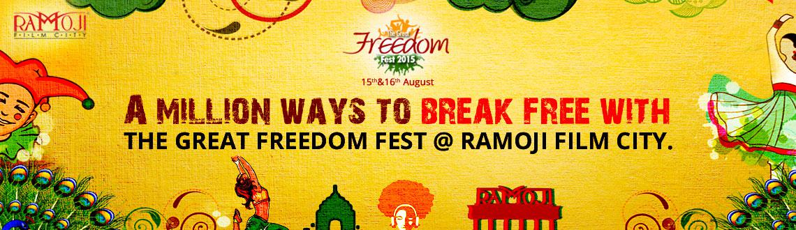The Great Freedom Fest At Ramoji Film City