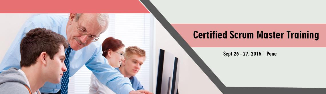 Book Online Tickets for Certified Scrum Master (CSM) 26-27 Sept , Pune. Change Agent\\'s CSM Workshop