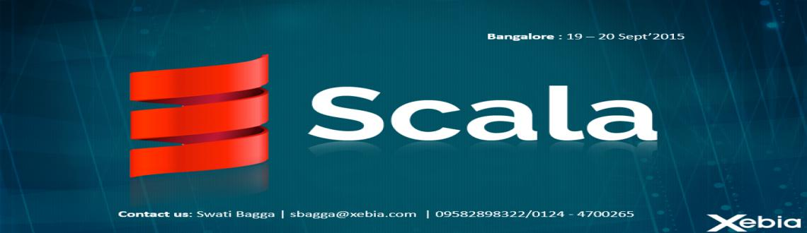 Scala Training l Bangalore | 19 - 20 Sep 2015