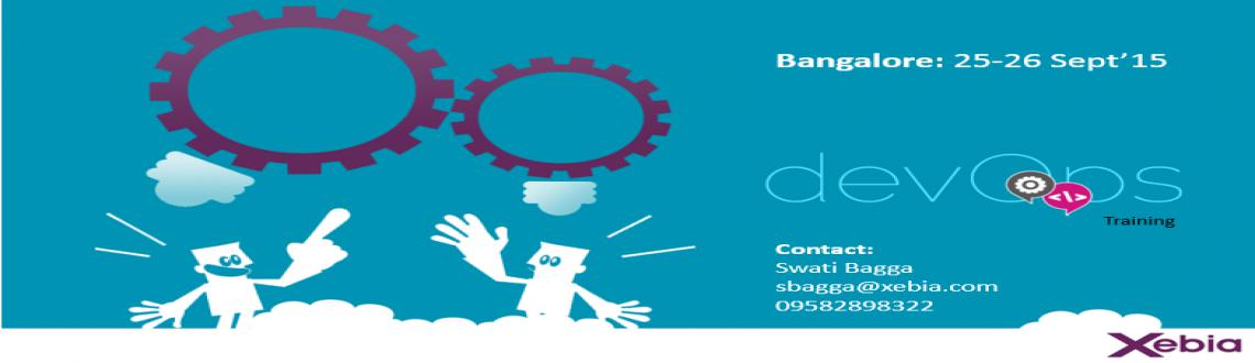 DevOps Training l Bangalore | 25 - 26 Sep 2015