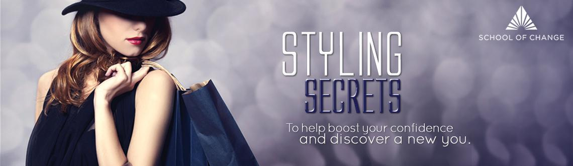 Styling Secrets - By Nicola Bhardwaj Founder of School Of Change