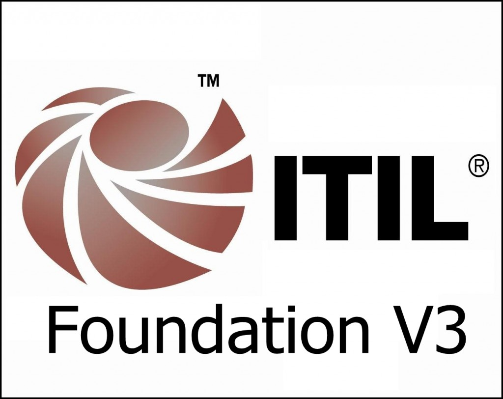 Itil Foundation Training And Certification Program For Process