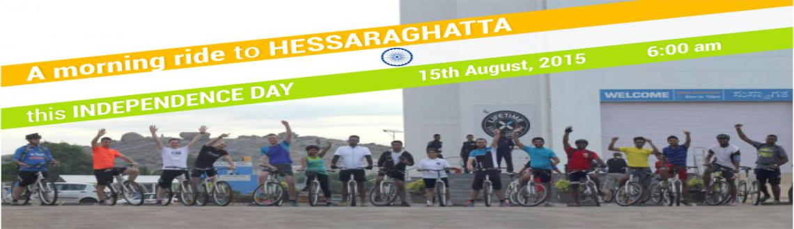 Book Online Tickets for Independence day decathlon cycling event, Bengaluru.  Join decathlon Anubhava in celebrating independence day this year.
