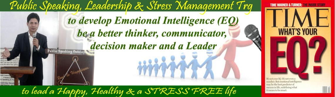 Public Speaking, Leadership and Stress Management Workshop