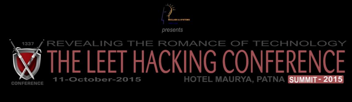 The Leet Hacking Conference 2015 - Pass
