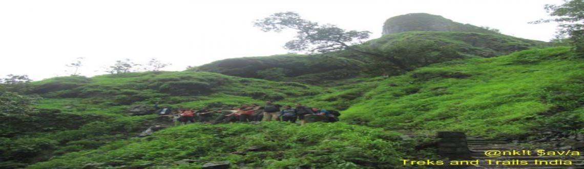 TreksandTrails India-One day monsoon trek to Korigad on 15 August 2015