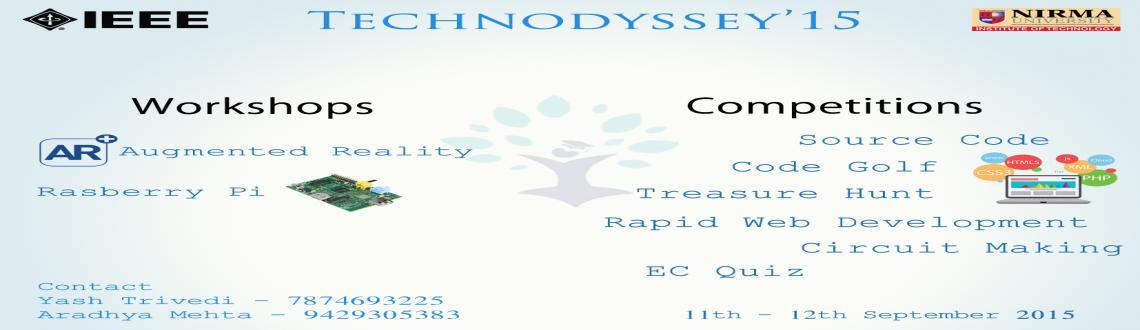 Technodyssey 2015