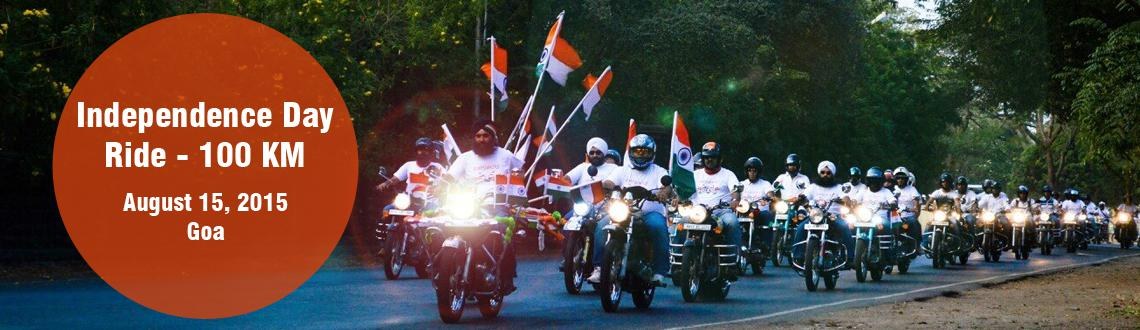 Independence Day Ride - 100 KM