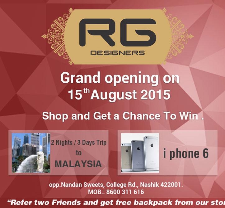 Win Trip to Malaysia or Win Iphone 6
