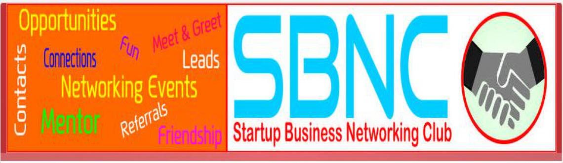 STARTUP BUSINESS NETWORK CLUB MEET UP 5