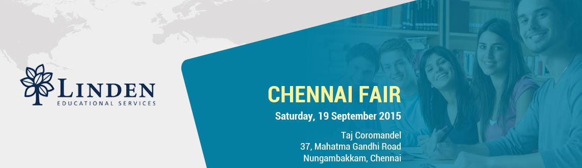Get all information about linden us university fair in Chennai higher education, Taj Coromandel 37. Book your free tickets at MeraEvents