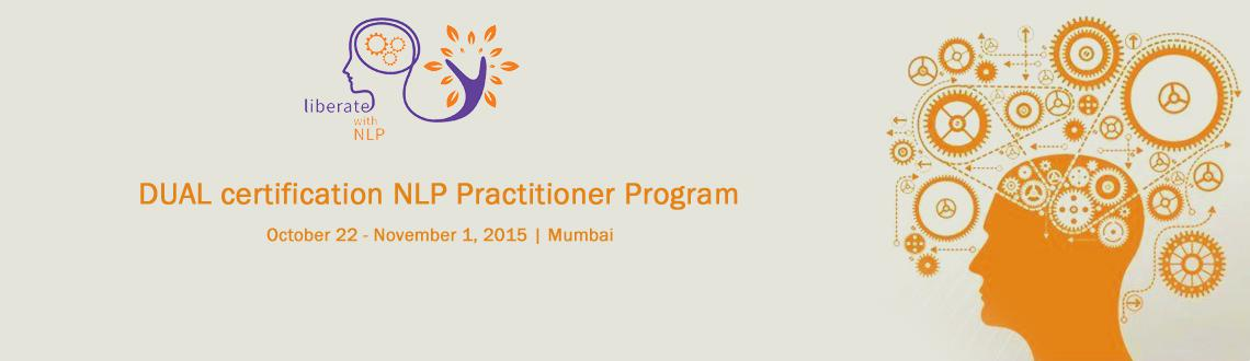 DUAL certification NLP Practitioner Program (Practitioner + Coaching) - 6 Days