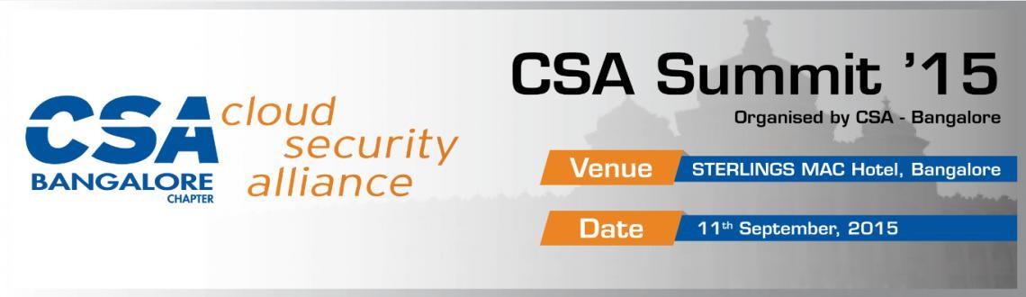 CSA Summit15