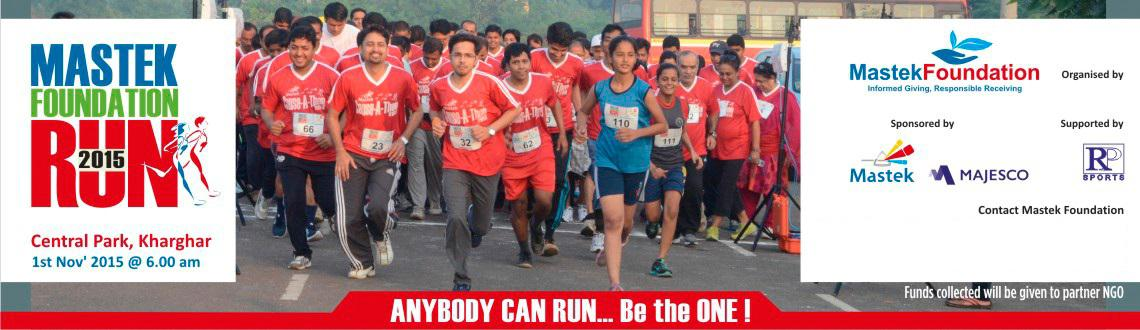 Mastek Foundation Run 2015