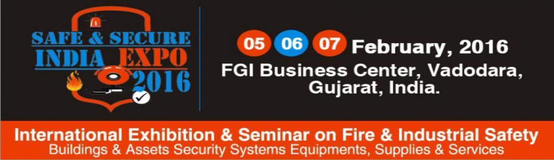 Fire Safety and Security Exhibition and Industrial Safety Expo in India