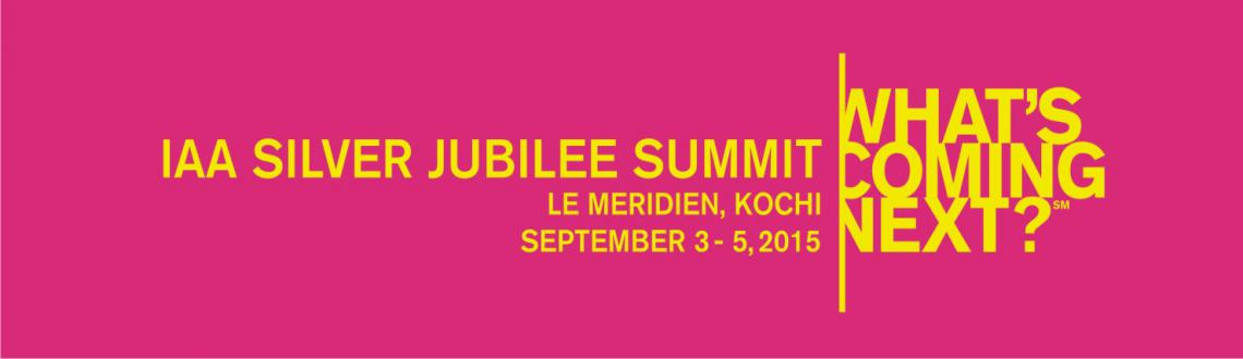 IAA Silver Jubilee Summit 2015