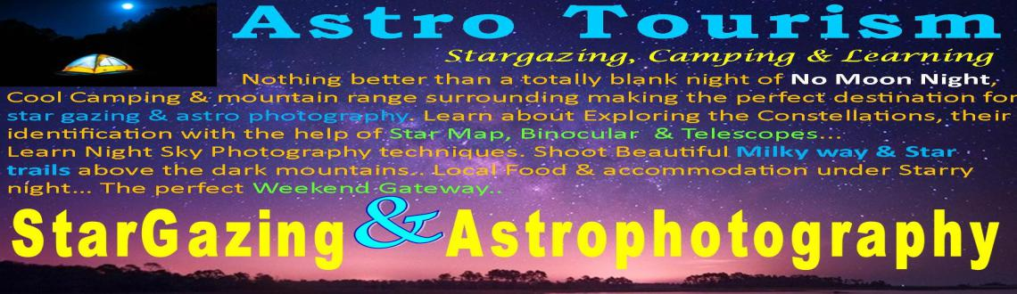 ASTRO TOUR  STAR GAZING ON MOUNTAIN TOP