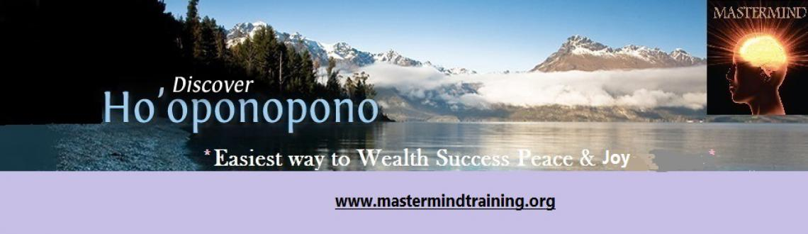 Hooponopono Workshop - The Easiest Way to Success and Love